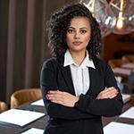 Pós-graduada em Direito Tributário e Finanças Públicas pelo Instituto Brasileiro de Ensino, Desenvolvimento e Pesquisa (IDP). Bacharel em Direito pela Universidade de Brasília (UnB).